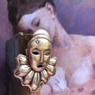 Bookmark Pierrot