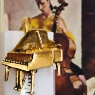 Bookmark Piano