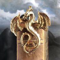 Marque-page Dragon ailé