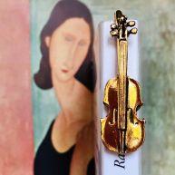 Bookmark Small violin