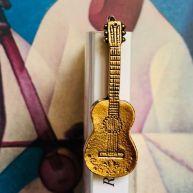 Bookmark guitar