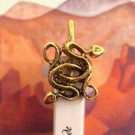 Marque-page Serpent
