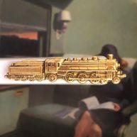 Marque-page Locomotive