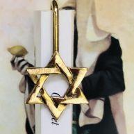 Bookmark Star of David