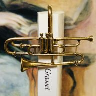 Marque-page Trombone