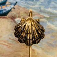 Bookmark Scallop shell