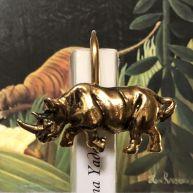 Marque-page Rhinocéros