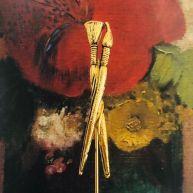 Marque-page Peinceau